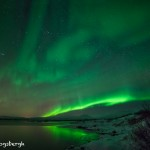 5107 Aurora Borealis (Northern Lights), Iceland