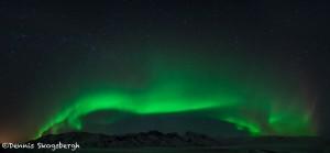 5109 Aurora Borealis (Northern Lights), Iceland