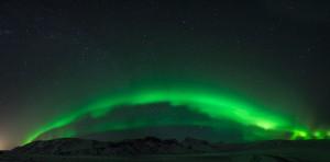 5110 Aurora Borealis (Northern Lights), Iceland
