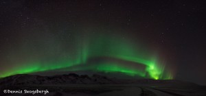 5111 Aurora Borealis (Northern Lights), Iceland
