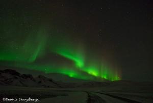 5112 Aurora Borealis (Northern Lights), Iceland