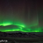 5115 Aurora Borealis (Northern Lights), Iceland