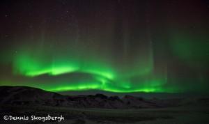 5115 Aurora Borealis (Northern Lights), Iceland