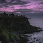 5156 Dawn, Dunluce Castle, Northern Ireland