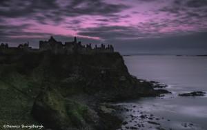 5156 Dawn, Dunluce Castle, Northern Ireland