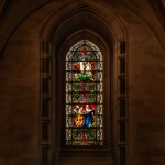 5164 Stained Glass Window, Christ Church Cathedral, Dublin, Ireland
