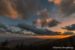 5311 Sunset, Clingman's Dome, Great Smoky Mountains National Park, TN