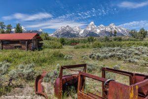 5385 Bar BC Dude Ranch, Grand Teton National Park, WY