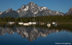 5387 Colter Bay Village Marina, Grand Teton National Park, WY