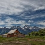 5389 John Moulton's Barn, Morman Row, Grand Teton National Park, WY