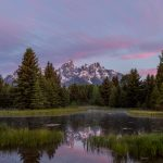 5401 Sunrise, Schwabacher's Landing, Grand Teton National Park, WY
