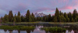 5401 Sunrise, Schwabacher's Landing, Grand Teton National Park, WY