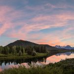 5402 Sunset, Oxbow Bend, Grand Teton National Park, WY