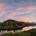 5402 Sunset, Oxbow Bend, Grand Teton National Park, WY