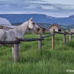5409 Mormon Row Horse Ranch, Grand Teton National Park, WY