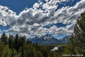 5410 Grand Tetons, Snake River Vantage, Grand Teton National Park, WY