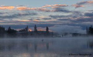 5412 Foggy Sunrise, Lac Le Jeune, BC