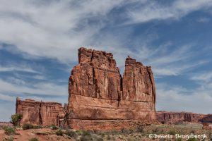 5460 Tower of Babel, Arches National Park, UT