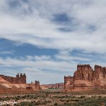 5463 Courthouse Towers, Arches National Park, UT