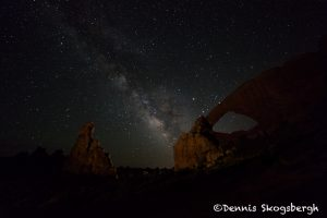 5469 Milky Way, North Window, Arches National Park, UT