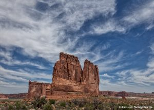 5475 Courthouse Towers, Arches National Park, UT
