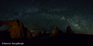 5479 Milky Way, Turret Arch, Arches National Park, UT