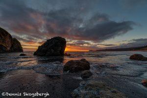 5481 Sunset, Ruby Beach, Olympic National Park, WA