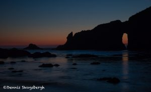 5492 Sunset, Second Beach, Olympic National Park, WA