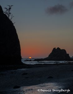 5499 Sunset, Second Beach, Olympic National Park, WA
