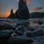 5501 Sunset, Rialto Beach, Olympic National Park, WA