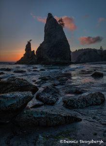 5501 Sunset, Rialto Beach, Olympic National Park, WA
