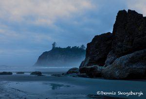 5522 Sunrise, Ruby Beach, Olympic National Park, WA