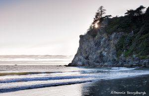 5521 Sunset, Ruby Beach, Olympic National Park, WA