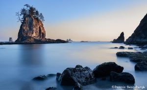 5524 Sunset, Second Beach, Olympic National Park, WA