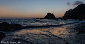 5525 Sunset, Second Beach, Olympic National Park, WA