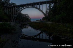 5565 Sunrise, Russian Gulch State Park Bridge, California