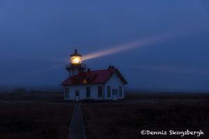 5568 Point Cabrillo Light Station, Mendocino, California