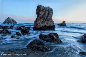 5573 Sunset, McClures Beach, Inverness, California