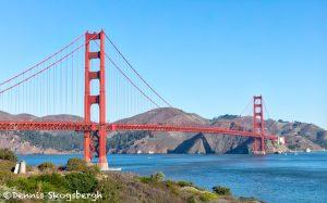 5598 Golden Gate Bridge, San Francisco, California