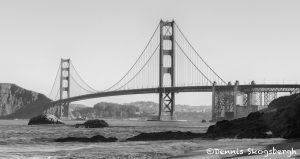 5600 Golden Gate Bridge, San Francisco, California