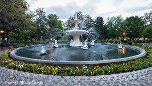 6268 Fountain, Forsyth Park, Savannah Georgia