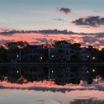 6279 Sunrise, Colonial Lake Reflection, Charleston, SC