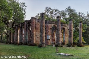 6292 Old Sheldon Church Ruins, Yemassee, SC