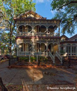 6313 Gingerbread House, Savannah, GA