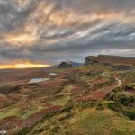 6975 Sunrise, Quiraing, Isl e of Skye, Scotland