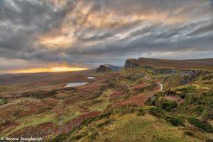 6975 Sunrise, Quiraing, Isle of Skye, Scotland