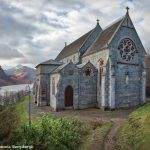 6979 Glenfinnan Church of St Mary and St Finnan, Loch Shiel, Scotland