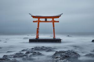 7024 Shinto Gate, Haboro, Hokkaido, Japan