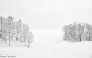 7073 Winter Landscape, Oumu, Hokkaido, Japan