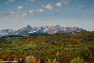 7246 Autum Sunrise, Dallas Divide, CO
